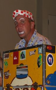 Juggles the Clown to perform at BID Farmers Market
