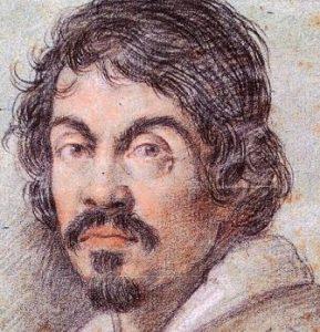 caravaggio-portrait