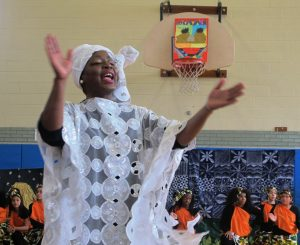 Yonkers, School 30 African Dance photo by: H.Salley