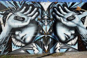 Street Art In Brooklyn 13 by Monk October 2014