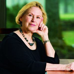 Lucille Werlinich (photo courtesy of Purchase College)