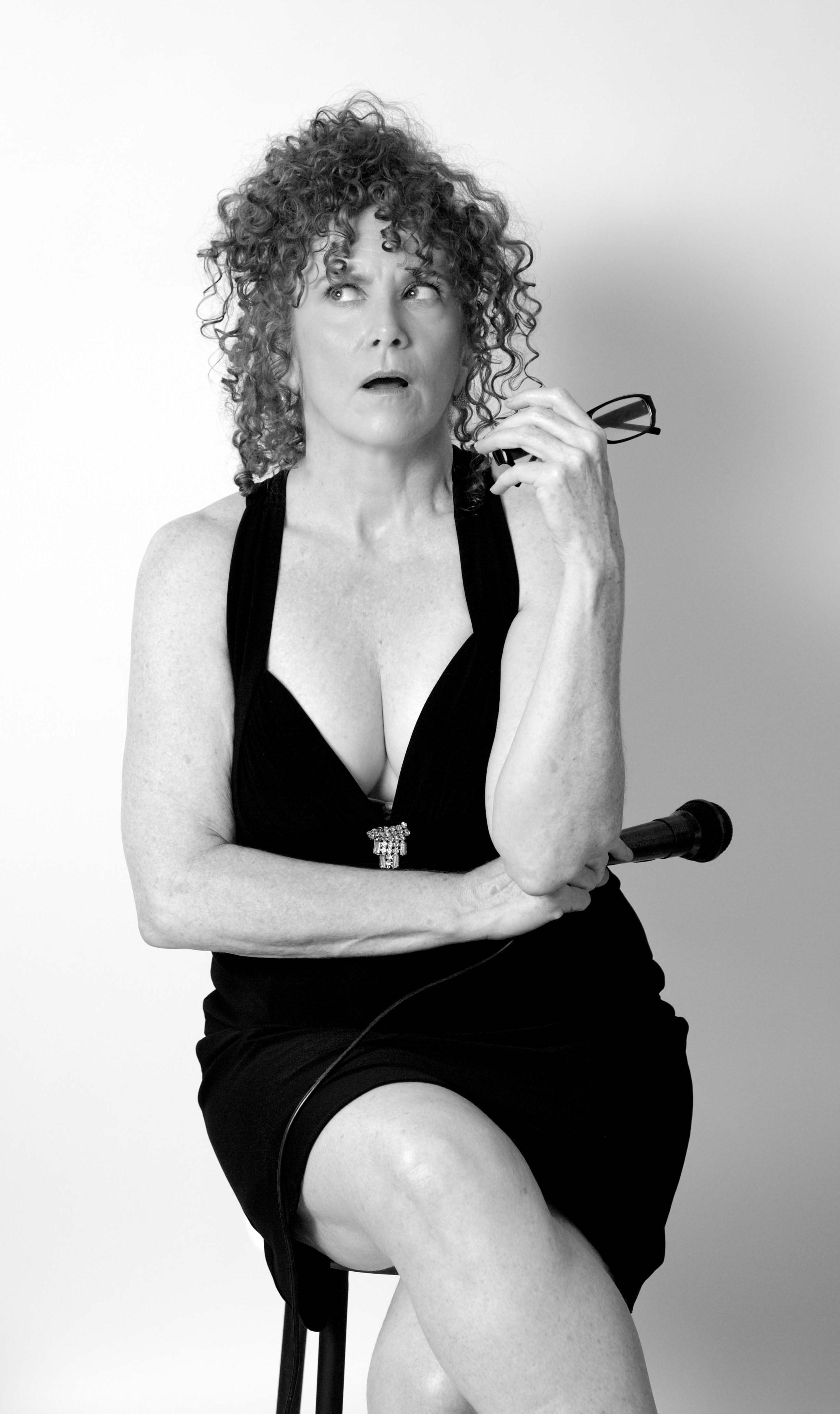 Amy Stiller in Just Trust | ArtsWestchester