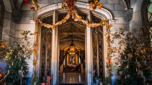 Classic Lyndhurst Mansion Tours With A Halloween Twist