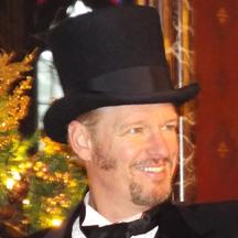 MR. DICKENS TELLS A CHRISTMAS CAROL AT LYNDHURST | ArtsWestchester