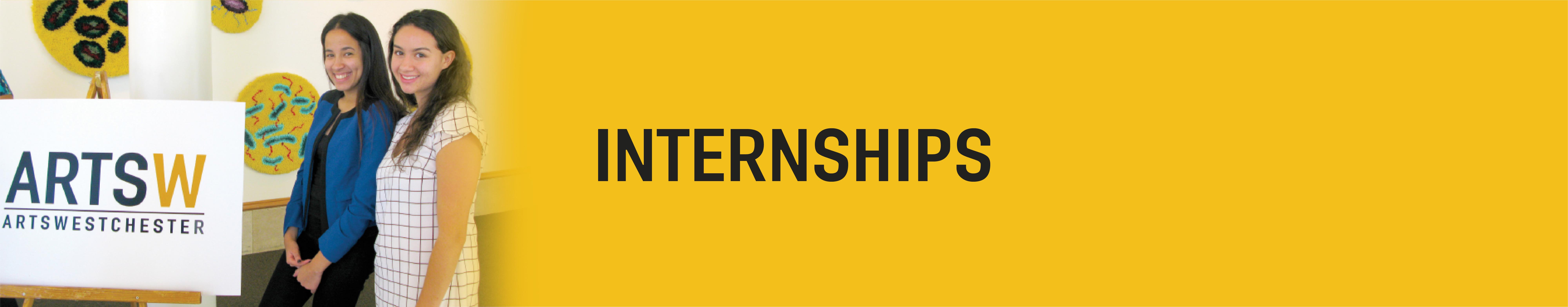 Internships | ArtsWestchester