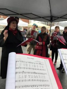 Hudson Valley Chamber Singers, a classical choral group