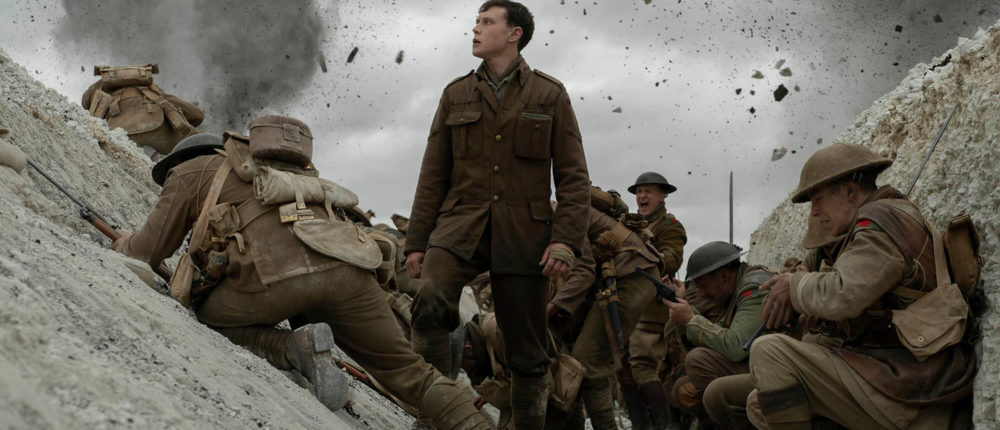 """Still shot of """"1917"""" (photo credit: Universal Pictures)"""