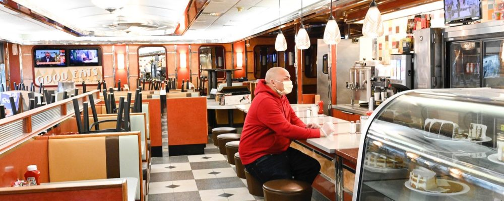 Friday Night Take Out at The Pleasantville Diner (photo credit: Todd Shapera Photography)