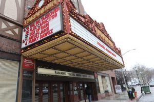 Paramount Hudson Valley Theater  (photo credit: Mark Vergari/The Journal News)