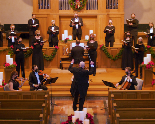 2_Virtual Performance Handel's Messiah