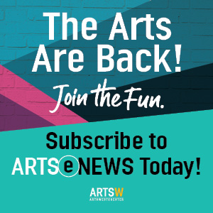 pop up with link to subscribe to Arts(e)News
