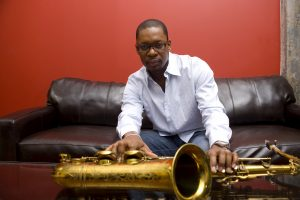 Ravi Coltrane (photo credit: Michael Weintrob)